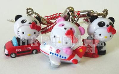 GOTOCHIキティ 乗り物編(上海&北京&香港)