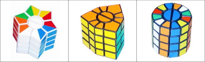 ルービックキューブ mf8 スーパースクウェアシリーズ