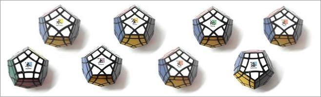 ルービックキューブ mf8 バミューダピラミンクス惑星シリーズ