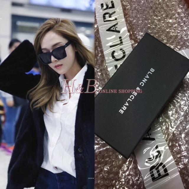 少女時代(韓国)のジェシカブランド【BLANC&ECLARE】のサングラス