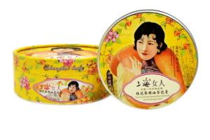 上海女人雪花膏(桂花、キンモクセイ)