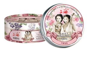 上海女人雪花(牡丹、ぼたん)
