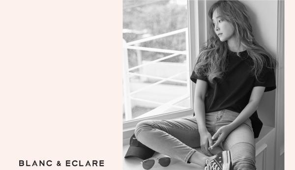 BLANC & ELCARE 韓国 少女時代 ジェシカ サングラス