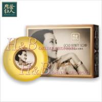 【H&B】摩登紅人 金箔美顔ソープ110g 周璇(チョウ・シュアン)モデル