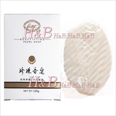 (金芭蕾化粧品有限公司)芭蕾真珠石鹸