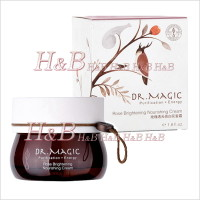 【H&B】DR.MAGIC魔法医生 薔薇花蜜霜(ローズブライトニングナリッシングクリーム)50ml