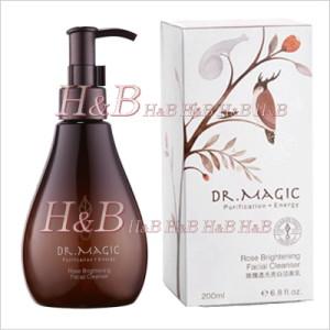 【H&B】DR.MAGIC魔法医生 薔薇潔面乳(ローズブライトニングフェイシャルクレンザー)200ml