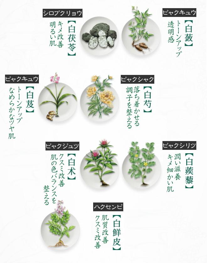 佰草集Herborist 新七白美白柔膚水(ホワイトニングトナー)