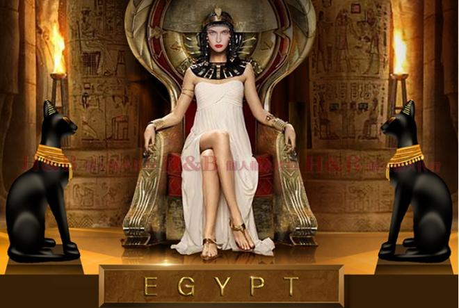 ZEESEA×大英博物館コラボ☆エジプトクレオパトラコスメ